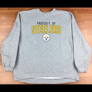 Reebok Pittsburgh Steelers 'Property Of Steelers'